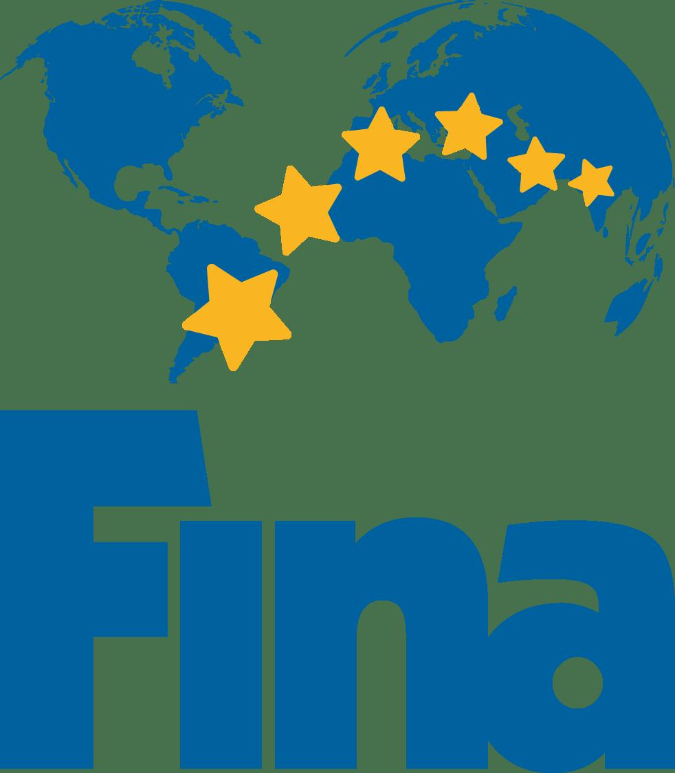 Fédération Internationale de Natation (FINA) Logo [fina.org] png