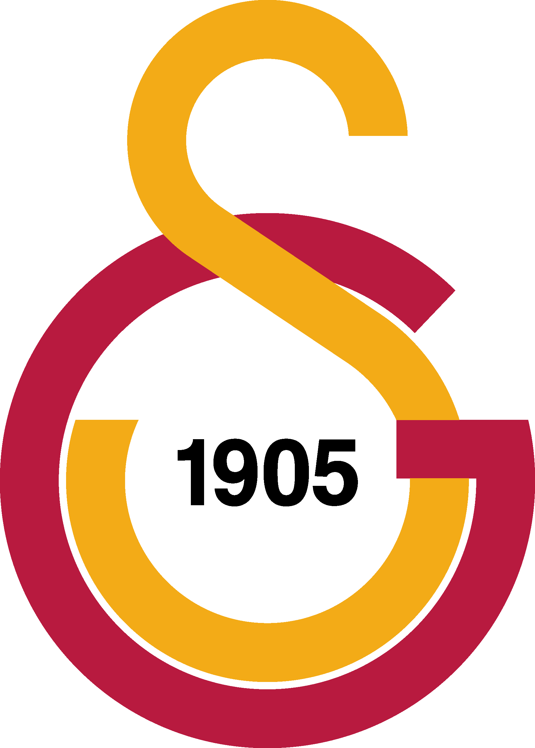 Galatasaray Spor Kul 252 B 252 Logo Gs Galatasaray Org Vector