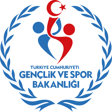 T.C. Gençlik ve Spor Bakanlığı Vektörel Logosu [gsb.gov.tr] png