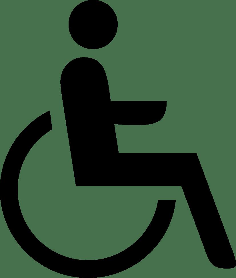 Handicap Sign png