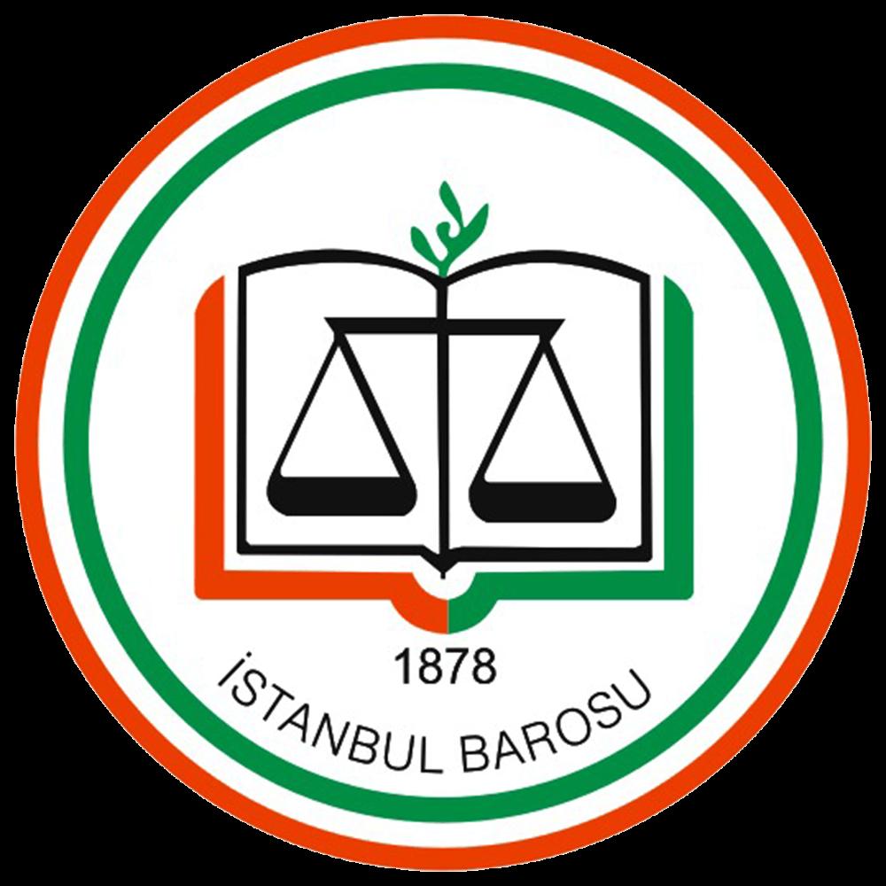 İstanbul Barosu Logo png