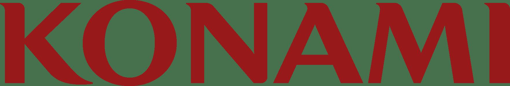 Konami Logo png