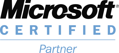Microsoft Certified Partner Logo png