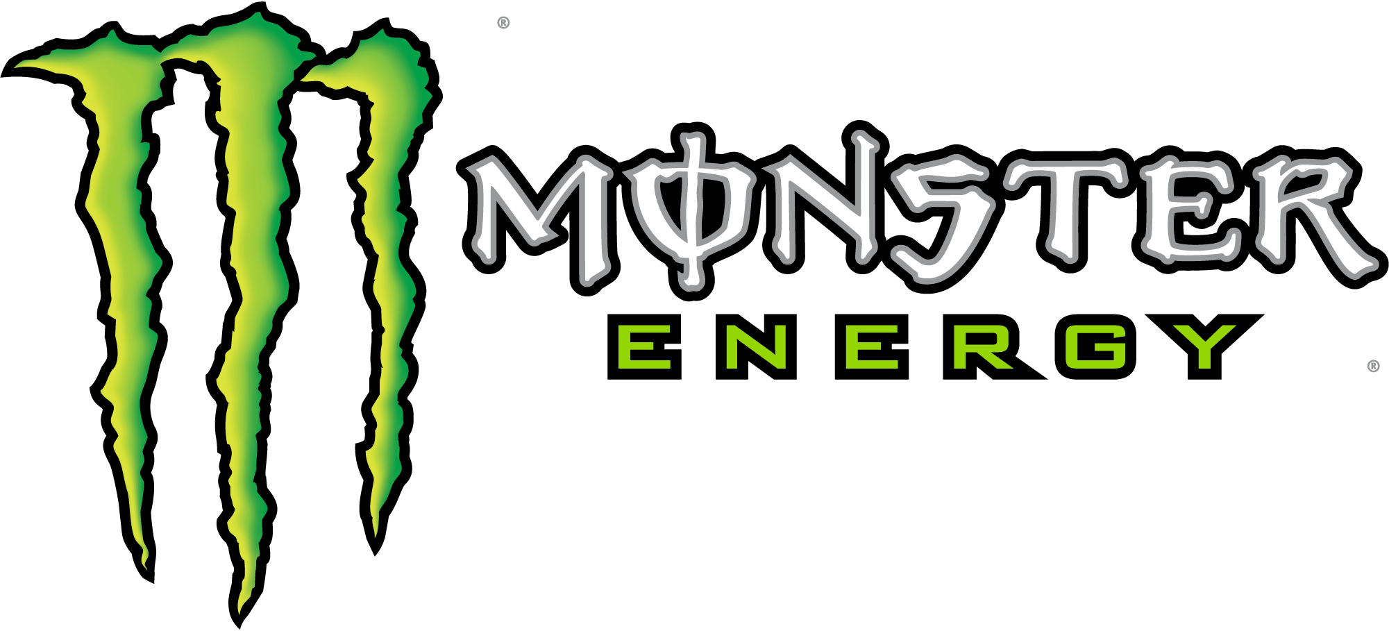 Monster Energy Logo Vector Icon Template Clipart Free Download