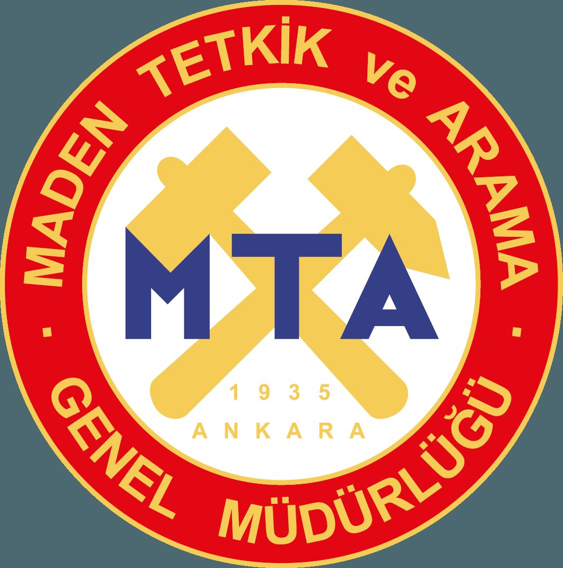 MTA   Maden Tetkik Arama Genel Müdürlüğü Logosu [mta.gov.tr] png