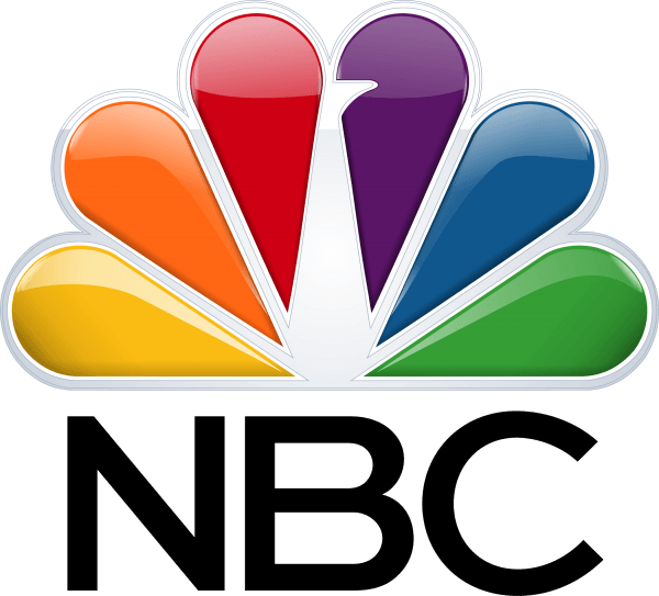 NBC Logo (National Broadcasting Company) png