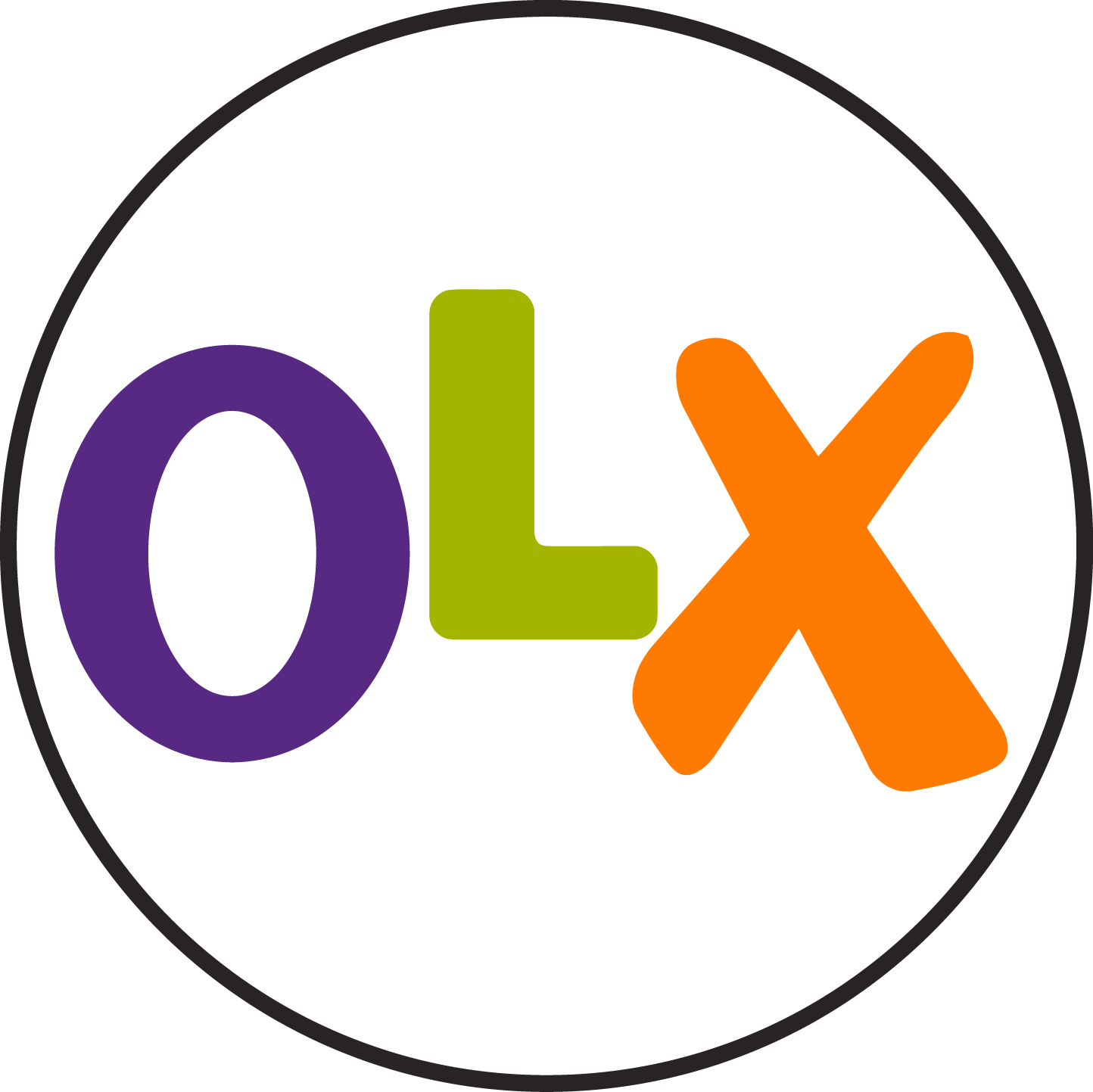 OLX Logo [olx.com.co] png
