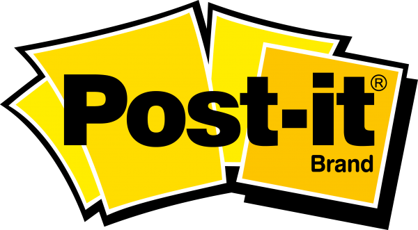 Post it Logo png