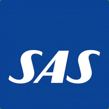 SAS   Scandinavian Airlines Logo [flysas.com]