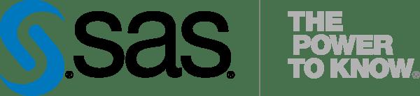SAS (Business Analytics and Business Intelligence Software) Logo