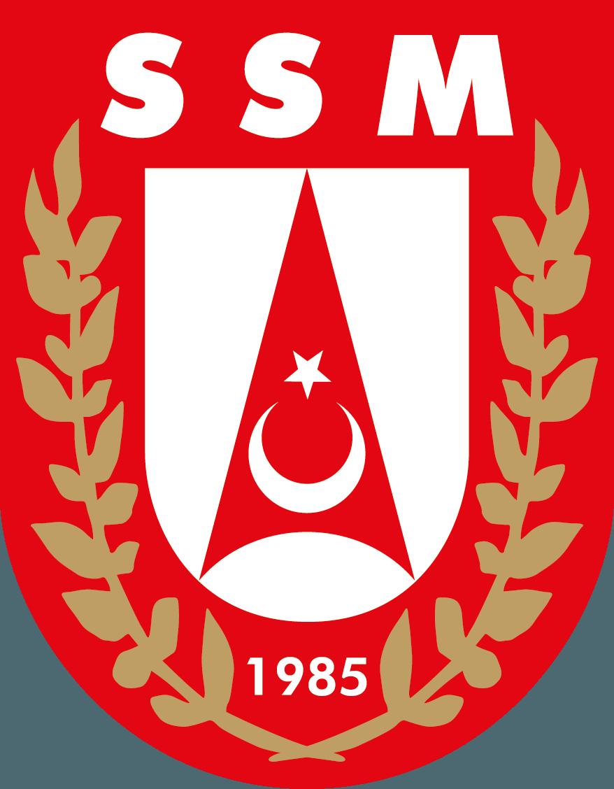 Savunma Sanayi Müşteşarlığı (SSM) Logosu [ssm.gov.tr] png