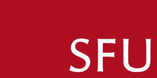 Simon Fraser University   SFU Logo [sfu.ca] png