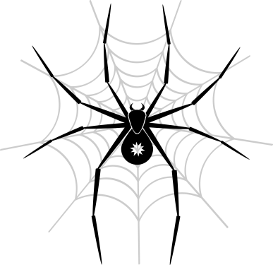 spider 387x375