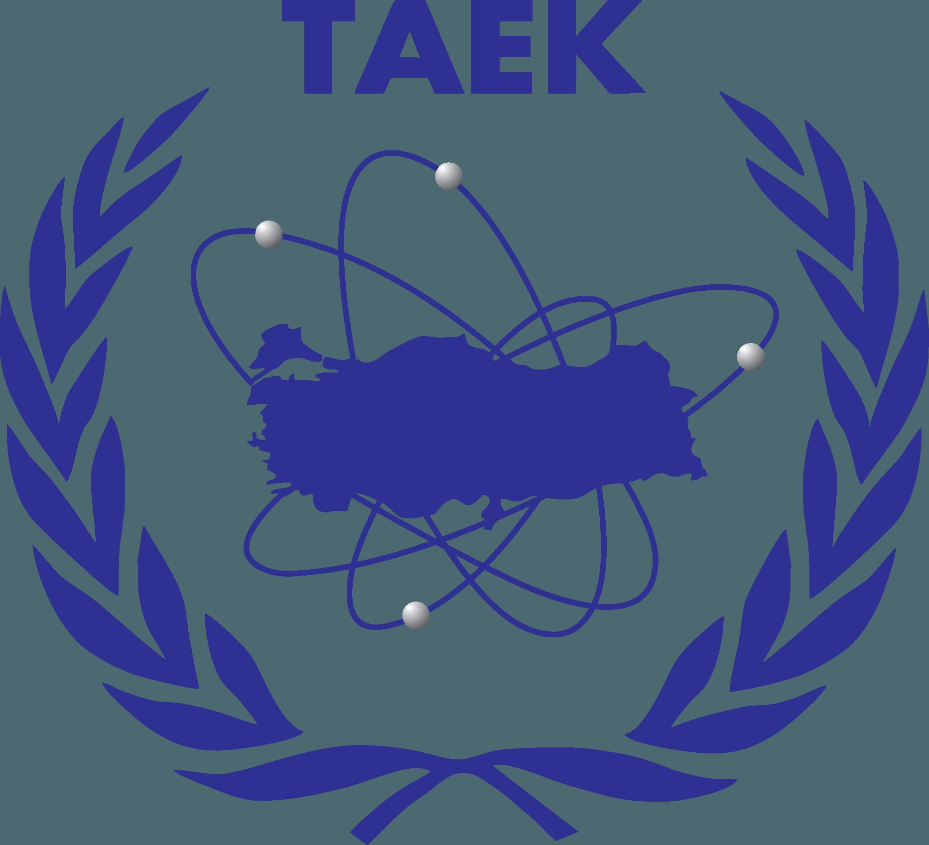 TAEK – Türkiye Atom Enerjisi Kurumu Vektörel Logo [taek.gov.tr] png