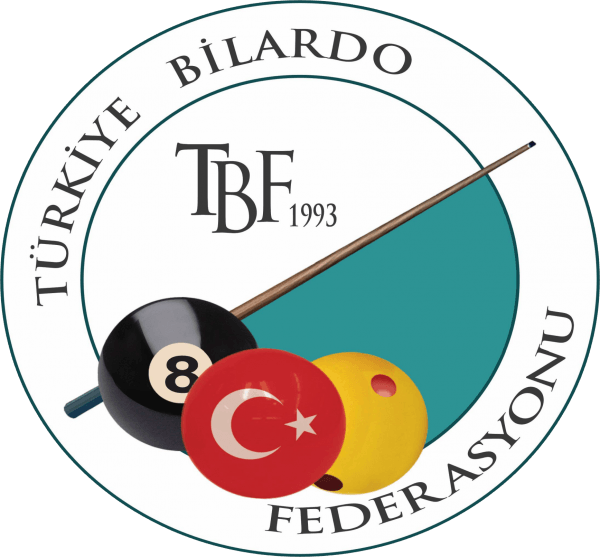 Türkiye Bilardo Federasyonu Logo [bilardo.gov.tr] png