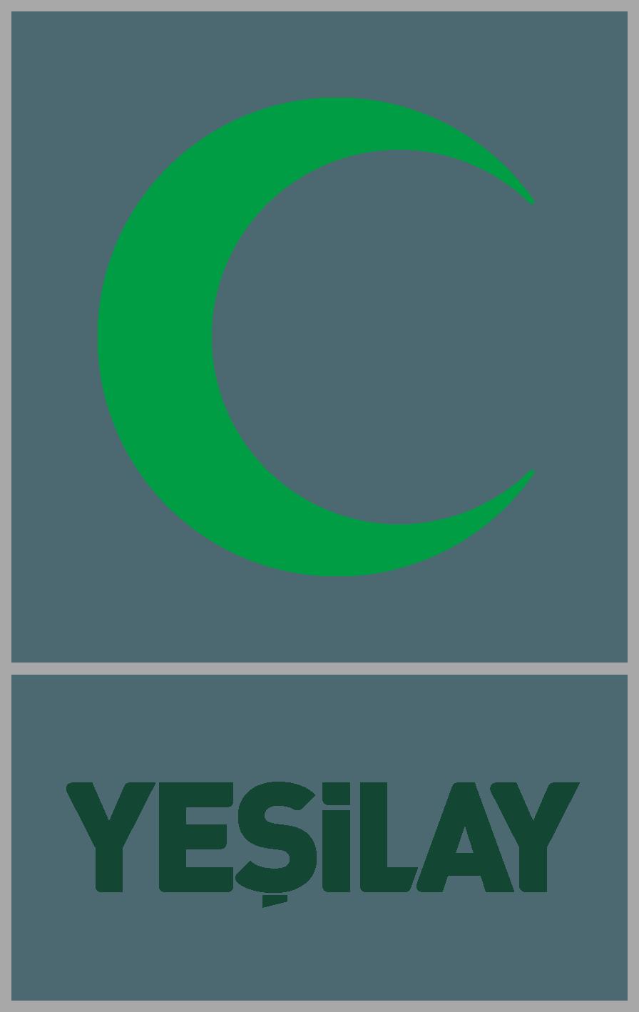Türkiye Yeşilay Cemiyeti Logo [yesilay.org.tr] png