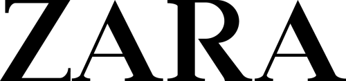 zara logo 500x117 vector