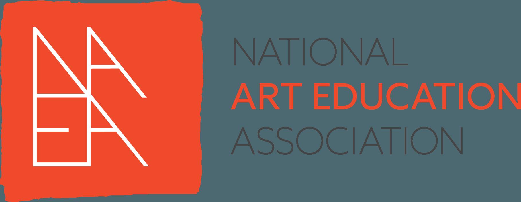 NAEA Logo [National Art Education Association] png
