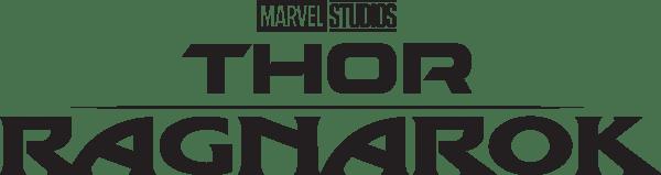 Thor Ragnarok Logo png