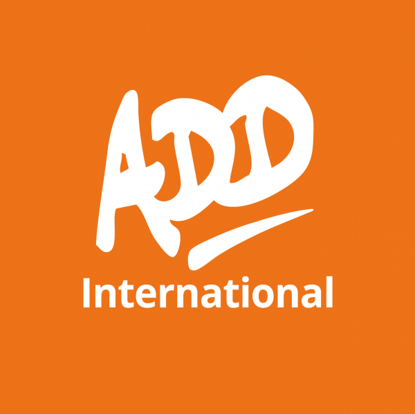 ADD International Logo [Action on Disability and Development] png