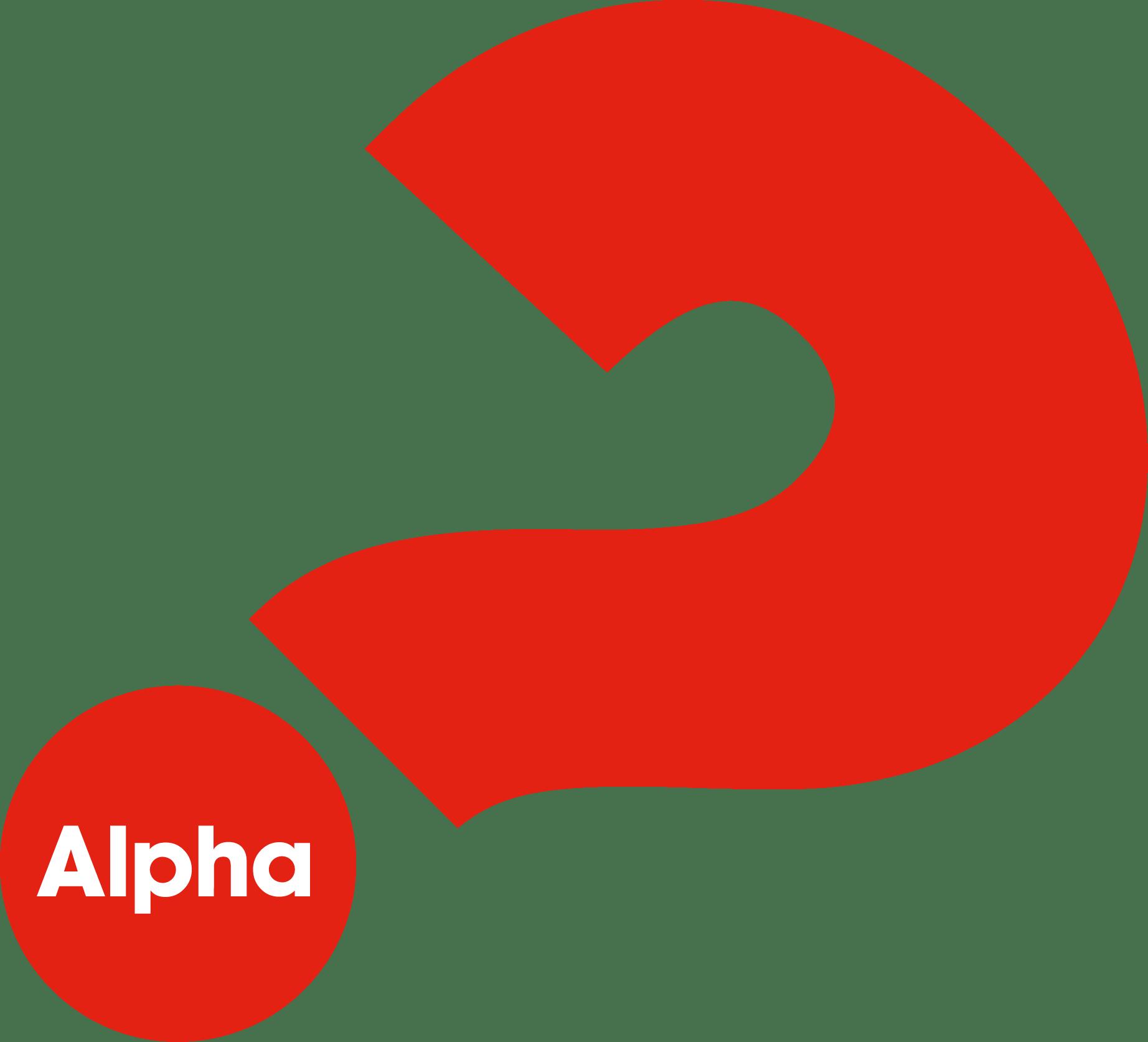 alpha logo course vector eps free download logo icons