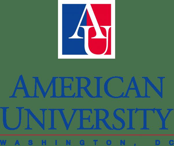 AU Logo [American University Logo   Washington, DC] png