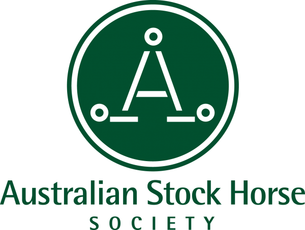 The Australian Stock Horse Society Logo   ASHS png