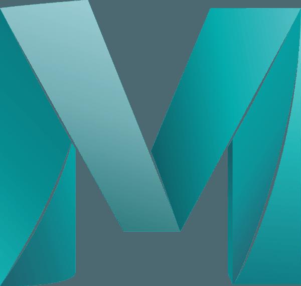 Autodesk Maya Logo png