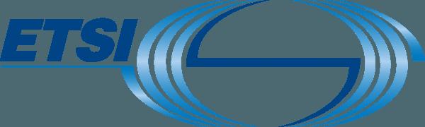 ETSI Logo [The European Telecommunications Standards Institute] png