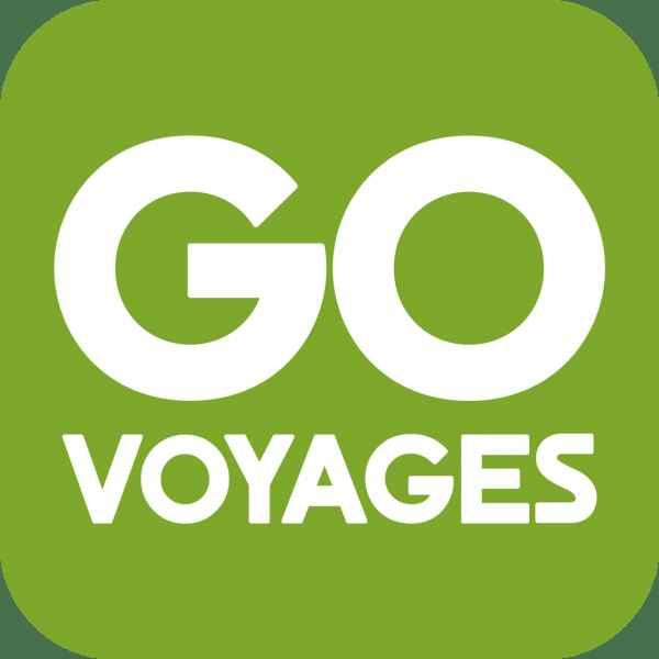 Go Voyages Logo png