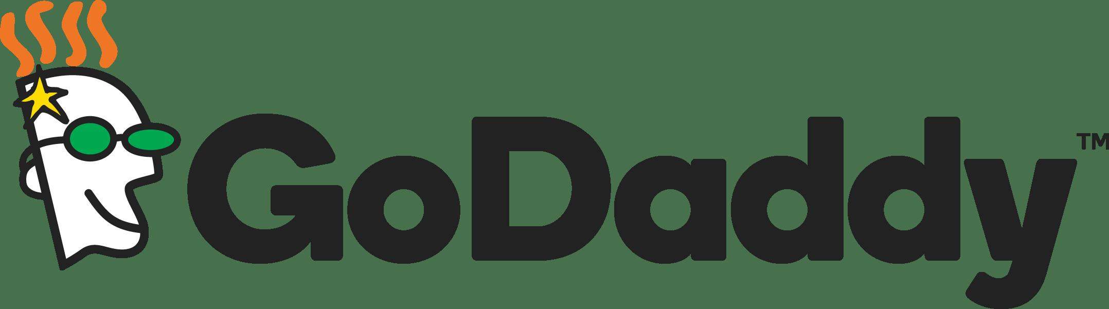 GoDaddy Logo png