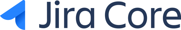 jira core logo 600x100 vector