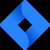 jira software logo 200x200 vector