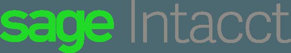 Intacct Logo [Sage] png