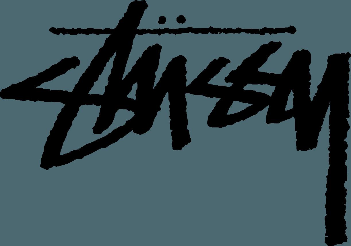 Stüssy Logo png