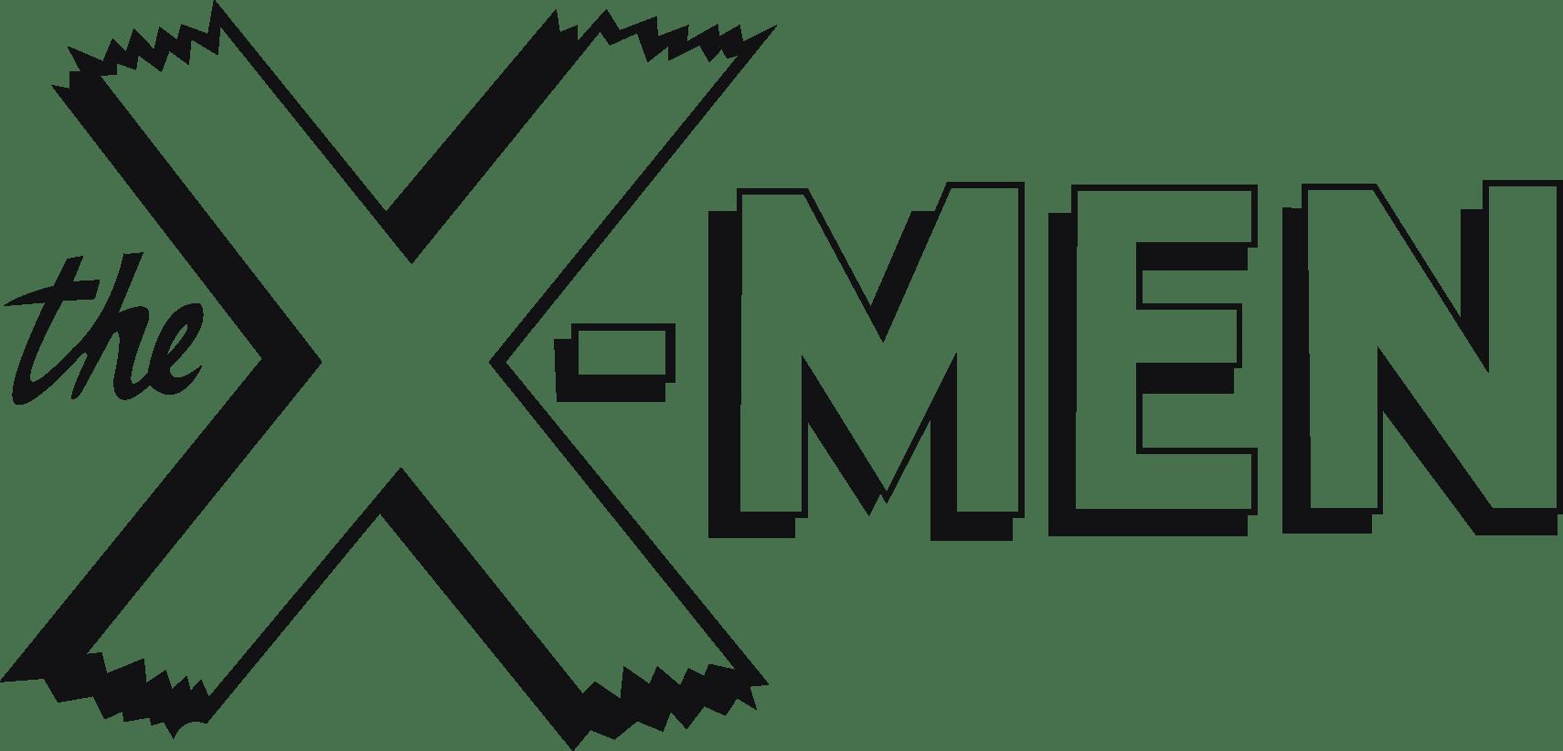 X Men Logo png