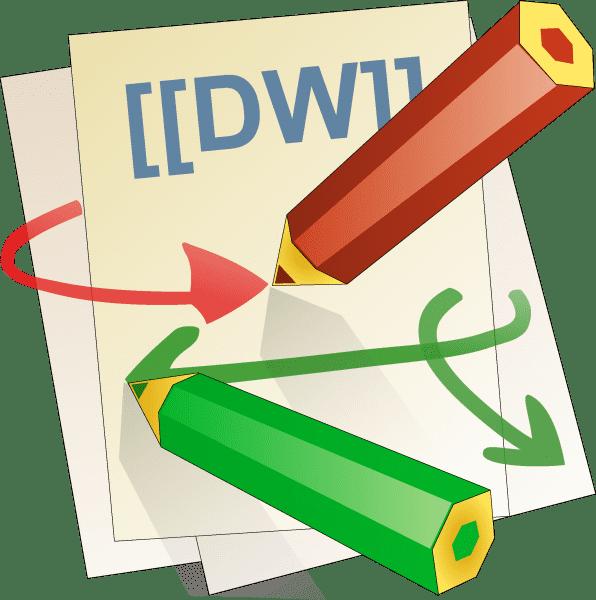 Dokuwiki Logo png