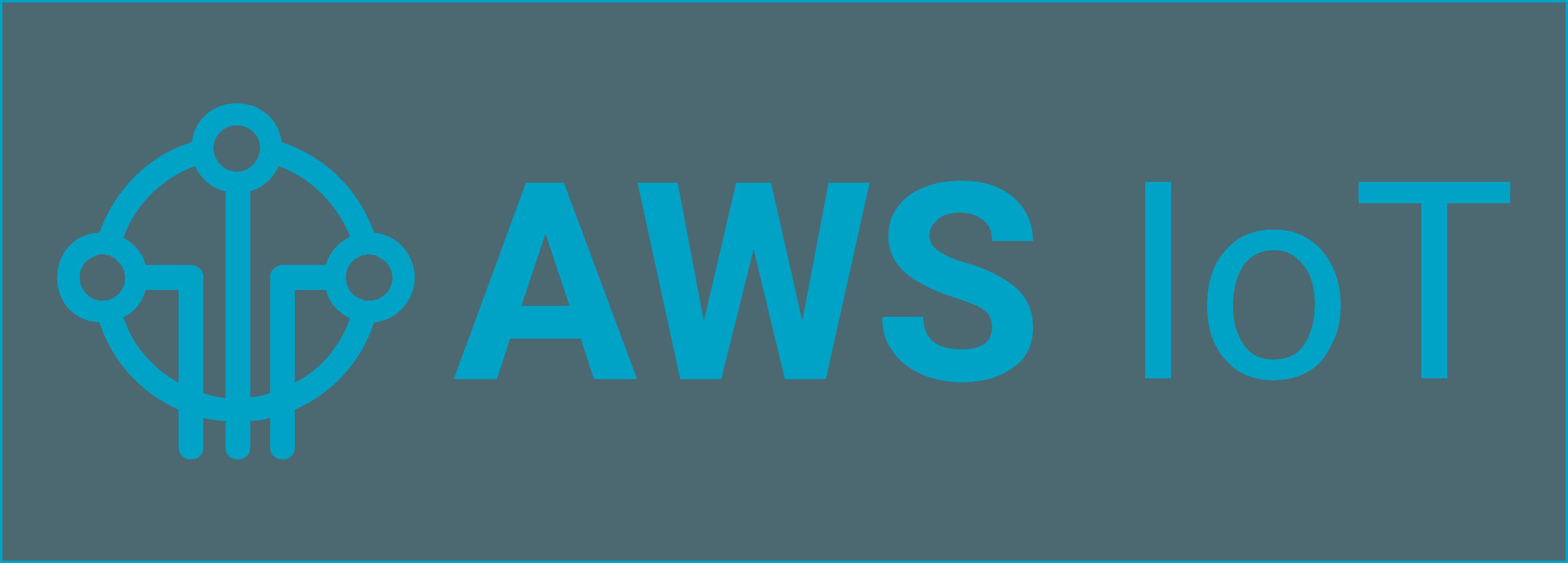 AWS IOT Logo png