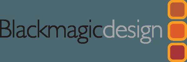 Blackmagic Design Logo png