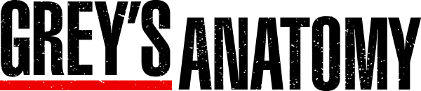 Greys Anatomy Logo png