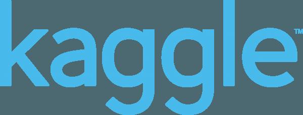 Kaggle Logo png
