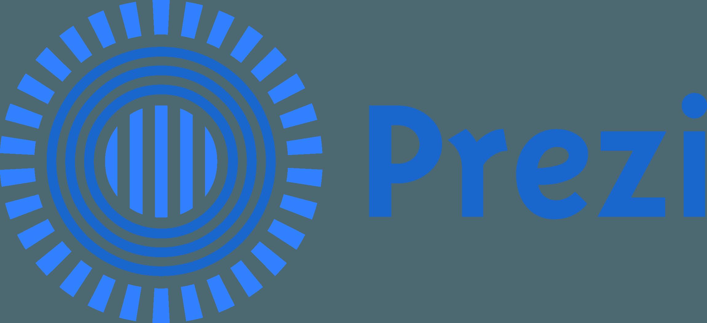 Prezi Logo png