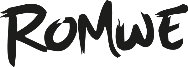 Romwe Logo png
