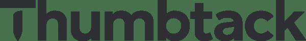 Thumbtack Logo png