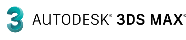 3ds max logo 600x130