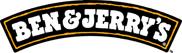 Ben and Jerry Logo png