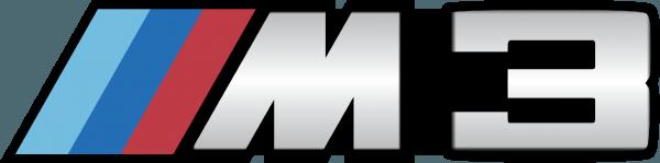 BMW M3 Logo png
