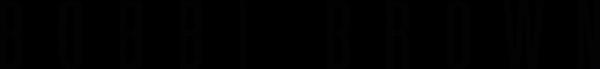 bobbi brown logo 600x69 vector