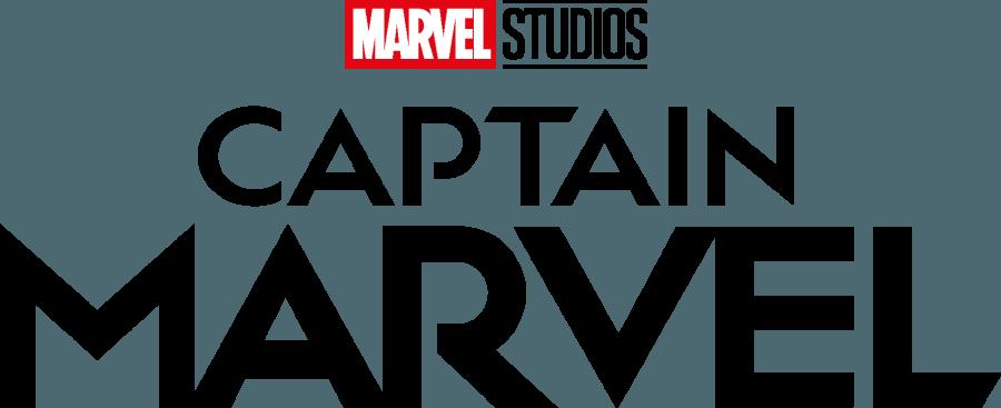 Captain Marvel Logo png