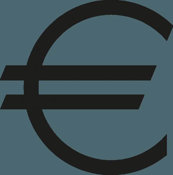 euro logo 595x600 vector